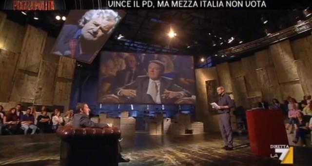 Il sindaco di Firenze attacca i metodi del M5S e invoca la sua trasparenza: Grillo risponde sul web. Presto un faccia a faccia?