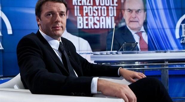 Il sindaco di Firenze esorta Bersani a reagire alle umiliazioni subite dai grillini che si prendono gioco del Pd: pensasse alla delusione della volontaria che fa i tortellini alla festa dell'Unità e che lo vede elemosinare voti