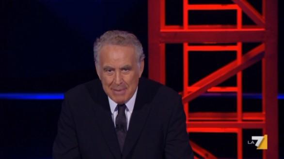 Michele Santoro risponde a chi lo ha accusato di non aver saputo tener testa a Silvio Berlusconi