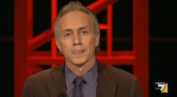 Ieri sera, giovedì 16 gennaio 2014, nella puntata di Servizio Pubblico, Marco Travaglio è stato protagonista di un faccia a faccia con Fiorito sul tema del peculato