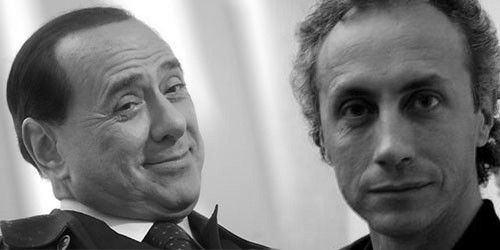 Il giornalista ora teme che Napolitano eleggerà Berlusconi senatore a vita per salvarlo dal carcere