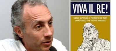Marco Travaglio, nel primo editoriale del 2014, commenta il discorso di fine anno di Giorgio Napolitano