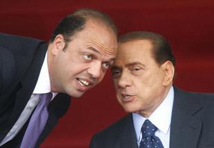 Ma Alfano non sembra intenzionato a farsi da parte per Berlusconi