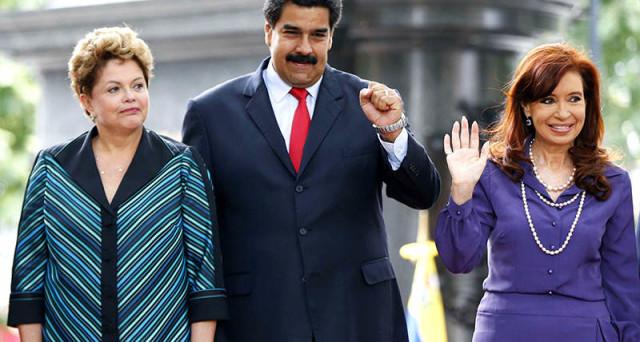 america latina crisi