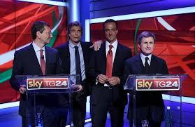 """Stasera alle 24 lo stop alla campagna elettorale: ma intanto, dopo il confronto a Sky tg 24, scoppia la polemica per gli stipendi dei quattro candidati più in vista. Il più """"povero"""" prende tre mila euro al mese ma c'è chi arriva ad un milione di euro l'anno pur non avendo case intestate"""
