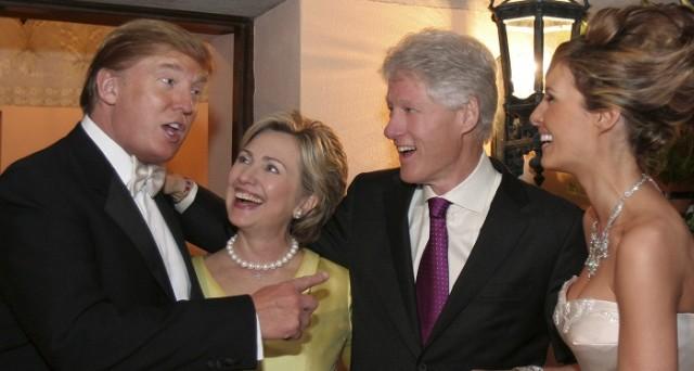 Sondaggi impietosi durante le primarie: Hillary Clinton perde voti, Donald Trump li guadagna, ma incalzano i secondi e alla fine potrebbero pure spuntarla.