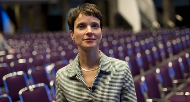 elezioni regionali germania frauke petry