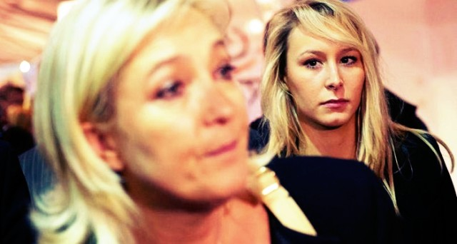 front national marine marion le pen