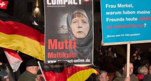 I sondaggi in Germania penalizzano il governo della cancelliera Angela Merkel e registrano il boom di consensi degli euro-scettici. Le polemiche con Mario Draghi sono la spia delle difficoltà di Berlino.