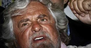 Grillo commenta i risultati delle primarie del Pd e organizza le sue primarie