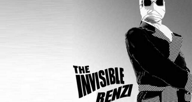 Beppe Grillo derenzizza il blog e trasforma Matteo Renzi nell'uomo invisibile, ovvero nel signor nessuno che è. Ecco perché.