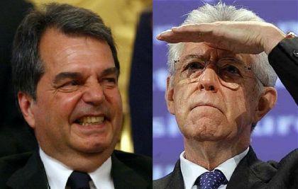 Renato Brunetta da del Rosicone a Mario Monti e conferma la restituzione dell'Imu 2012