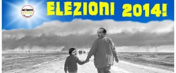 Beppe Grillo, in un post sul suo blog intitolato
