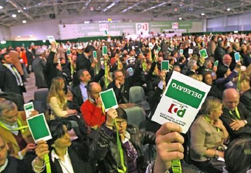Il congresso del Pd probabilmente sarà anticipato a luglio, si necessita della nomina del segretario il più presto possibile
