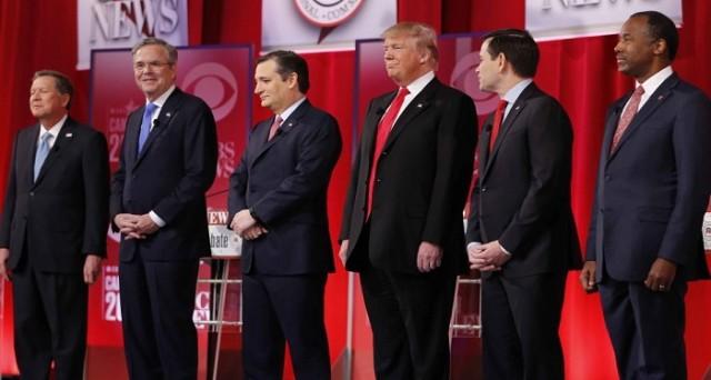 primarie usa 2016 dibattito tv repubblicano south carolina