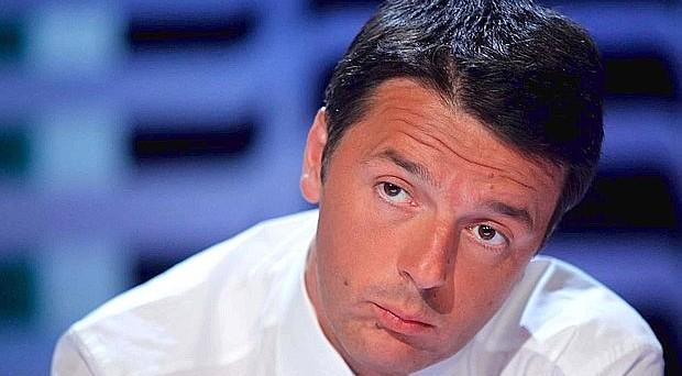 Matteo Renzi in un'intervista televisiva spara a zero su Grillo per la questione espulsioni e per l'Europa