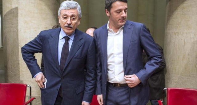 Matteo Renzi cadrà per mano dei giudici. Lo profetizza Massimo D'Alema. E anche Vittorio Feltri lo da per politicamente morto.