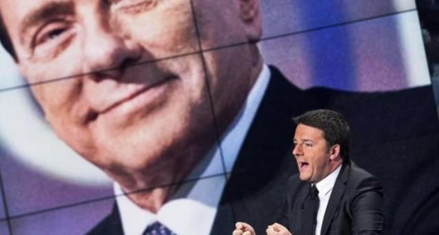 Renzi in un'intervista rivela la sua disponibilità a candidarsi alla segreteria del Pd. Ma dalle parole non traspare la volontà di svincolarsi definitivamente da Berlusconi e da ciò che rappresenta