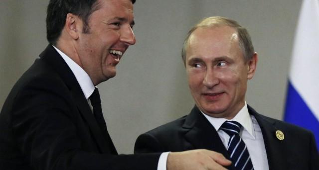 sanzioni russia renzi