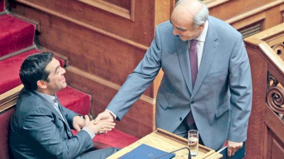 La Grecia allenta i controlli sui capitali a 10 giorni dal voto. Alexis Tsipras è a caccia di consensi, ma i sondaggi lo condannerebbero a un governo di Grande Coalizione con il centro-destra.