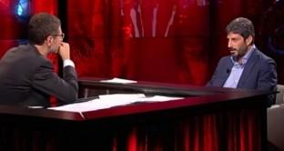 Partiti politici e critici televisivi si scagliano contro Roberto Fico, sia per la manifestazione del M5S a Piazza Mazzini lo scorso 30 settembre, sia per quanto ha detto da Fabio Fazio sulla RAI. Il M5S non ci sta e contrattacca a suo modo. Secondo voi chi ha ragione?