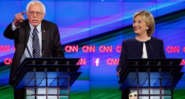 Il primo dibattito tv tra i democratici lo vince Hillary Clinton, anche se Bernie Sanders non sfigura: ecco i temi principali che sono stati trattati.