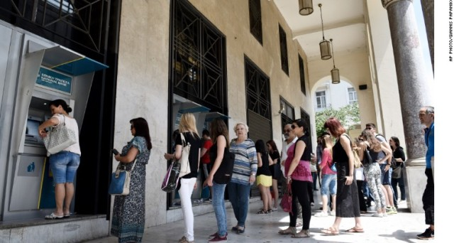 Liquidità banche Grecia, BCE riconosce bond in garanzia