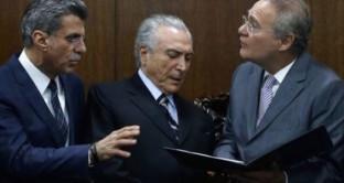 Real ai massimi dal luglio 2015 sugli arresti di un ex ministro del precedente governo. L'impeachment per Dilma Rousseff sembra più probabile.