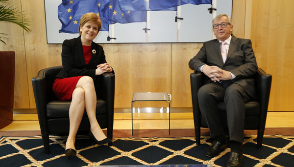 La gestione della Brexit da parte della Commissione europea si annuncia abbastanza scadente. Alcune