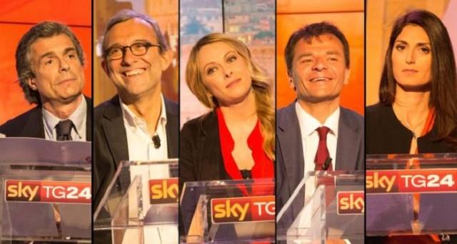 Ecco cosa si sono detti i 5 candidati a sindaco di Roma ieri sera durante il confronto avvenuto negli studi di SkyTg24: un'analisi in sintesi delle loro parole, tra i temi più importanti.