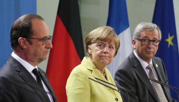 Crisi europea non nasce con Brexit