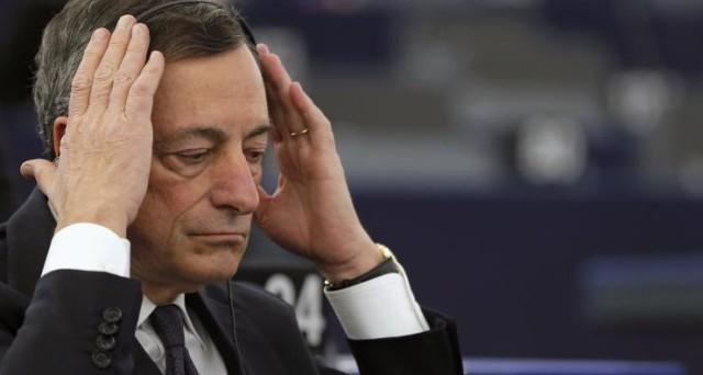Board BCE, Mario Draghi conferma anche con le nuove stime il fallimento del suo mandato.