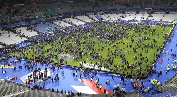 Allarme terrorismo nel bel mezzo di europei di calcio