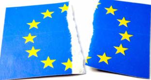 L'Unione Europea si sta disgregando. Oggi è arrivato solo il primo terremoto, ma la scossa durerà a lungo e ci saranno diversi epicentri.