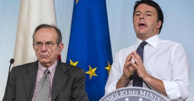 Crisi bancaria: l'Italia punta a sospendere il bail-in, ma è entrato in vigore solo a gennaio. Non poteva pensarci prima, anziché mostrasi la solita inaffidabile in Europa?