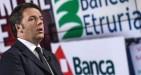 Banche, riforma popolari: terremoto giudiziario in arrivo per governo Renzi?