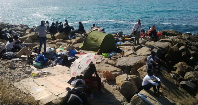 La crisi dei migranti a Ventimiglia potrebbe essere l'inizio di una nuova emergenza nelle prossime settimane. Austria e Turchia potrebbero fare saltare il tappo.