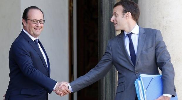 François Hollande potrebbe non ottenere nemmeno la nomination dei socialisti per ricandidarsi, sfidato dal suo ex ministro dell'Economia. E a destra, Nicolas Sarkozy tenta la scalata per tornare alla presidenza.