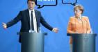 L'Italia non cresce e la Merkel frena sulla flessibilità finanziaria