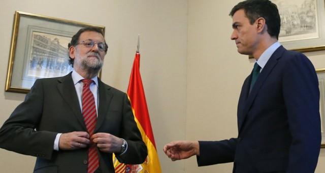 Crisi Spagna, sinistra paralizza politica