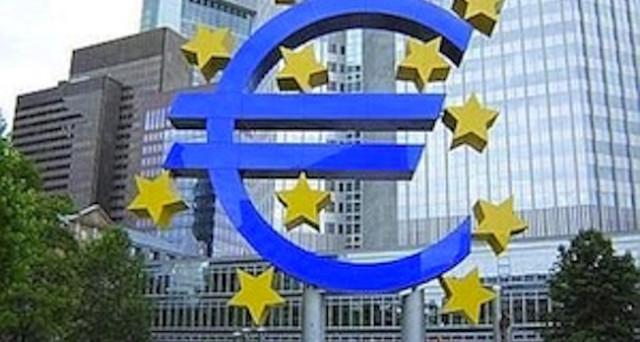 La BCE lascia i tassi invariati. Il QE non cambia, s'impenna l'euro.