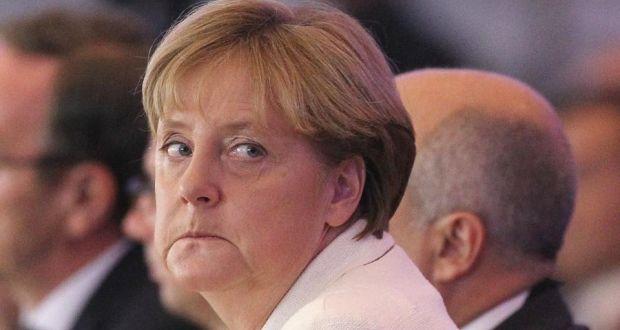 Merkel rischia su crisi Deutsche Bank