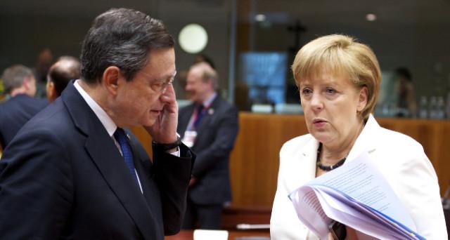Accordo segreto Merkel-Draghi?