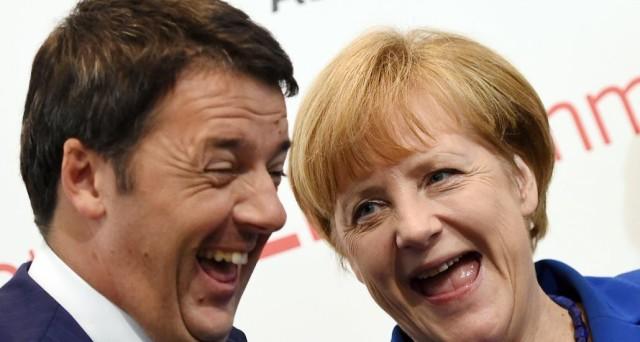 Ai tedeschi finisce che facciamo un favore chiedendo meno austerità (per loro). Il Sud Europa farà tagliare le tasse alla Germania.