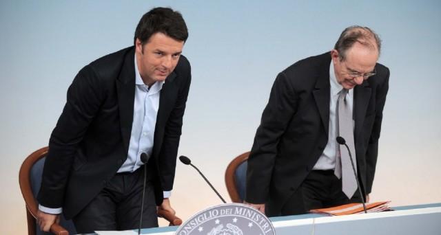 La flessibilità fiscale del governo Renzi si tradurrà l'anno prossimo in un deficit potenzialmente a ridosso del limite massimo consentito dal Patto di stabilità. La legge di bilancio viene piegata ad esigenze elettorali e il debito continua a salire.