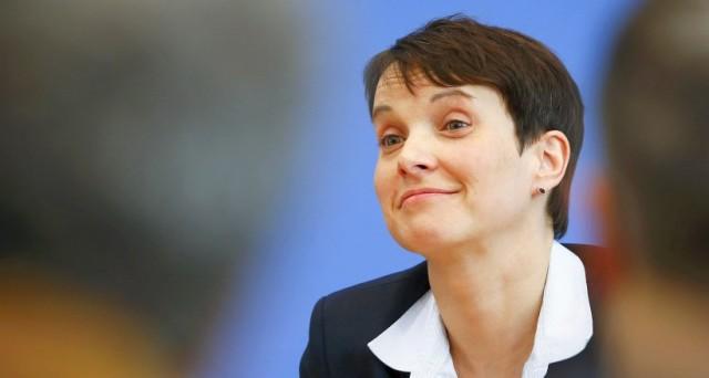 Frauke Petry, leader degli euro-scettici tedeschi parla a Investire Oggi