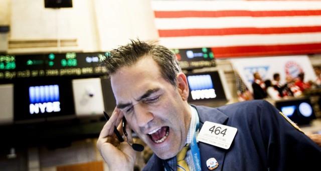 I mercati finanziari iniziano a scontare le notizie economiche per quelle che sono. L'ubriacatura di questi anni sta per cedere il passo a un risveglio piuttosto brusco.