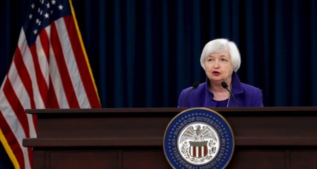 Fed lascia tassi fermi fra 0,25% e 0,50%