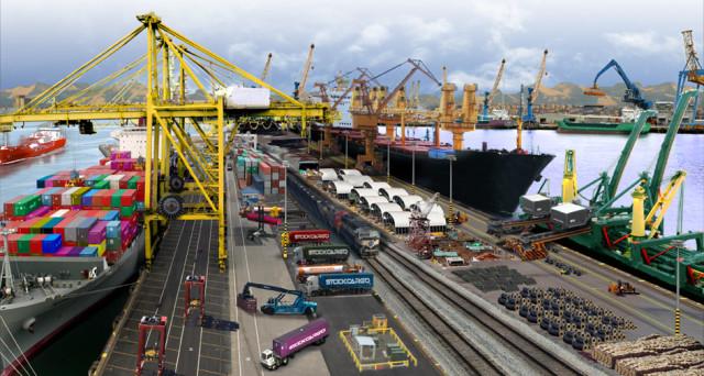 Il trasporto marittimo rappresenta oltre la metà degli scambi commerciali tra UE e resto del mondo. La cattiva notizia per l'Italia è che nessuno dei nostri porti rientra tra i primi dieci per volumi transitati.