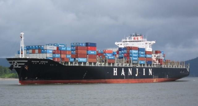 La crisi del commercio mondiale è tale, che l'industria delle navi cargo è in grande affanno. Fallisce una delle principali compagnie.